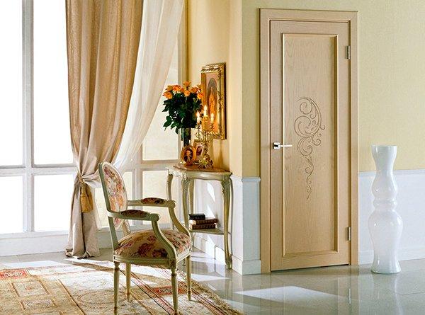 Выбирайте двери только из качественных и безопасных материалов