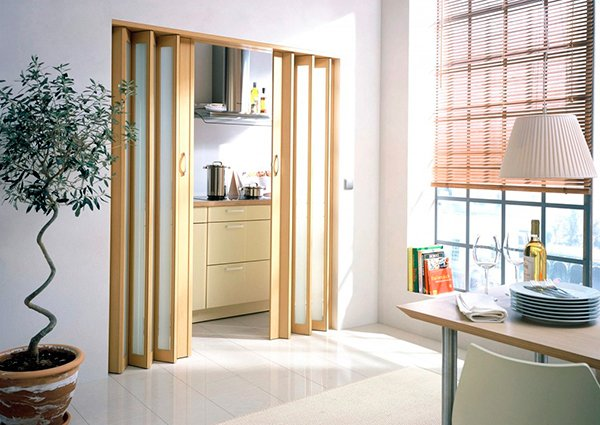 Раздвижные межкомнатные двери – очень стильно и современно