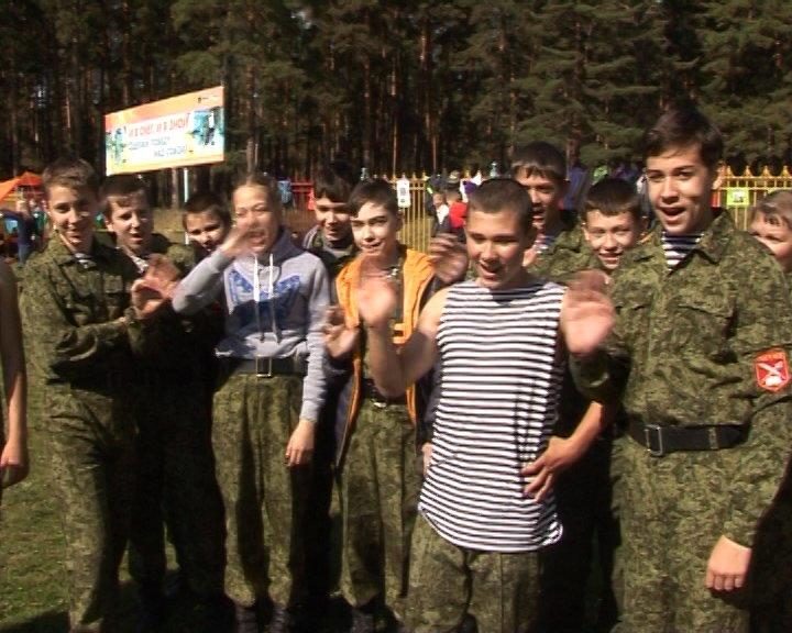 Полевские школьники встретили осень в палатках. Фотофакт (фото) - фото 2