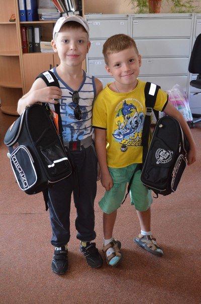 В школу – с новыми портфелями, фото-2