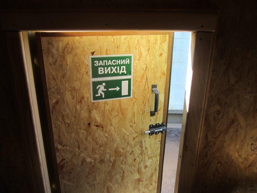 Криворожане изготовили для бойцов АТО мобильную баню-прачечную (ФОТО), фото-5