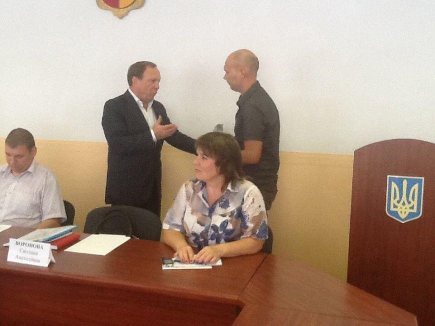 В Днепродзержинском горсовете наградили предпринимателей (фото) - фото 2