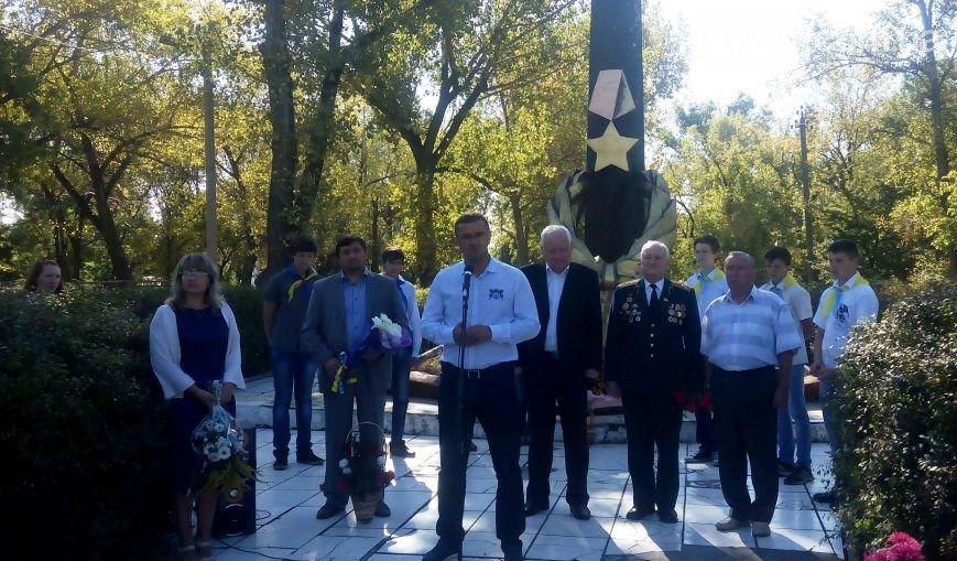 В Авдеевке почтили память героев-освободителей (ФОТО) (фото) - фото 1