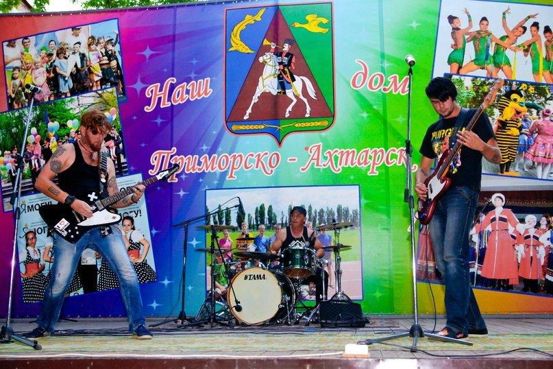 Реп-кор и гараж-панк от Приморско-Ахтарска совсем скоро в Белореченске (фото) - фото 1