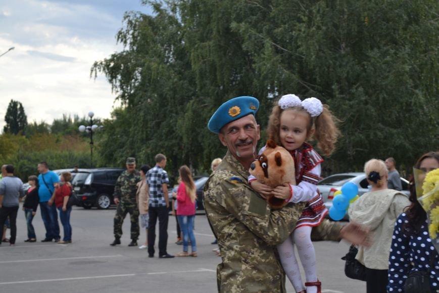 Более 100 демобилизованных бойцов 17 бригады прибыли в Кривой Рог и привезли с собой «донецких» (ФОТО), фото-22