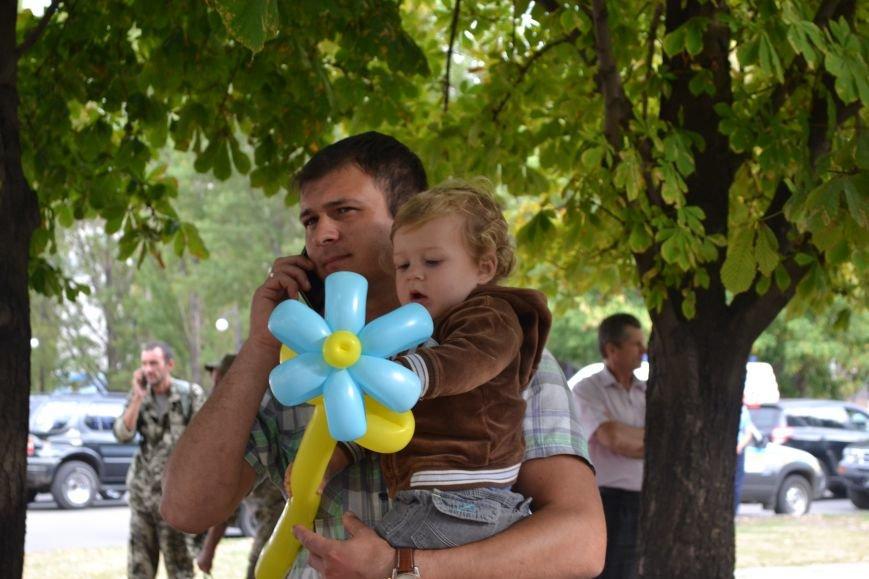 Более 100 демобилизованных бойцов 17 бригады прибыли в Кривой Рог и привезли с собой «донецких» (ФОТО), фото-14