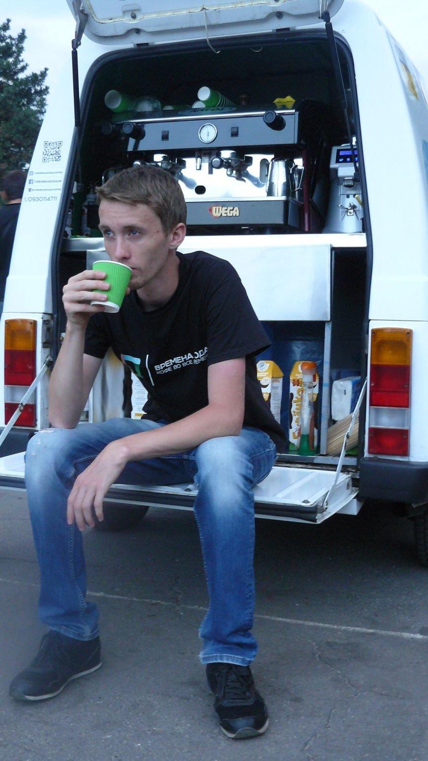 Кофе по-днепропетровски: каково это работать баристой? (фото) - фото 3