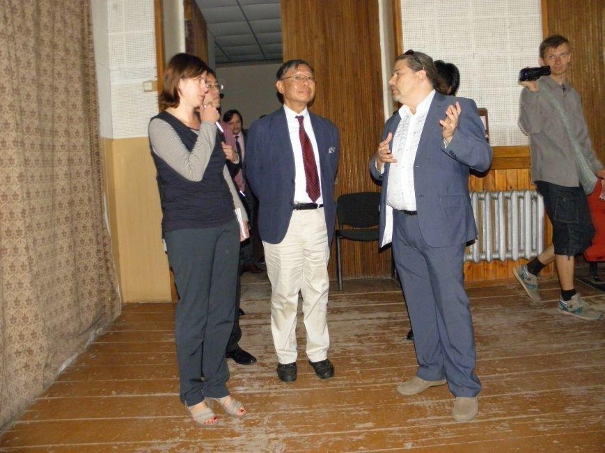 В Донецкую область приехал посол Японии в Украине (фото) - фото 6
