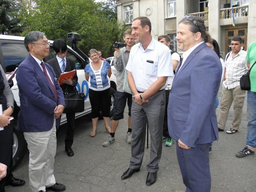 В Донецкую область приехал посол Японии в Украине (фото) - фото 1