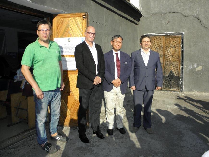 В Донецкую область приехал посол Японии в Украине (фото) - фото 7