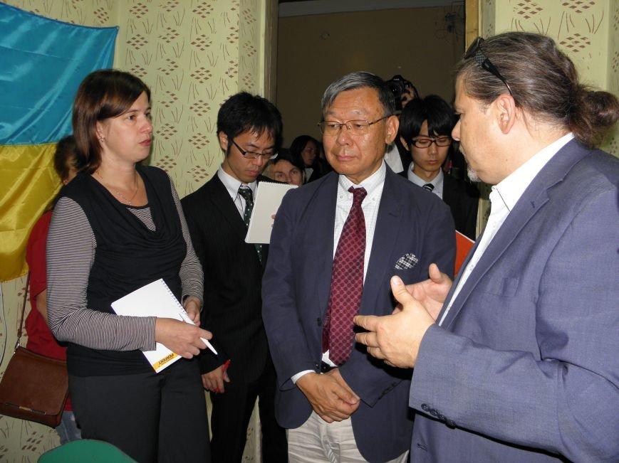 В Донецкую область приехал посол Японии в Украине (фото) - фото 3