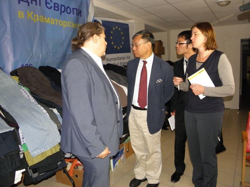 В Донецкую область приехал посол Японии в Украине (фото) - фото 5