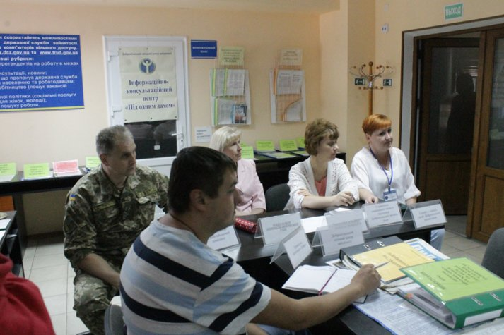 В Доброполье состоялась информационно-консультационная встреча «Под одной крышей», фото-3