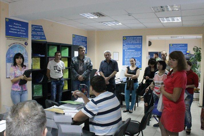 В Доброполье состоялась информационно-консультационная встреча «Под одной крышей», фото-1