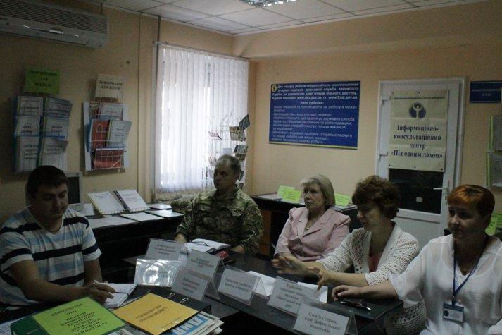 В Доброполье состоялась информационно-консультационная встреча «Под одной крышей», фото-6
