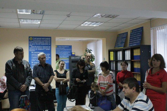 В Доброполье состоялась информационно-консультационная встреча «Под одной крышей», фото-9
