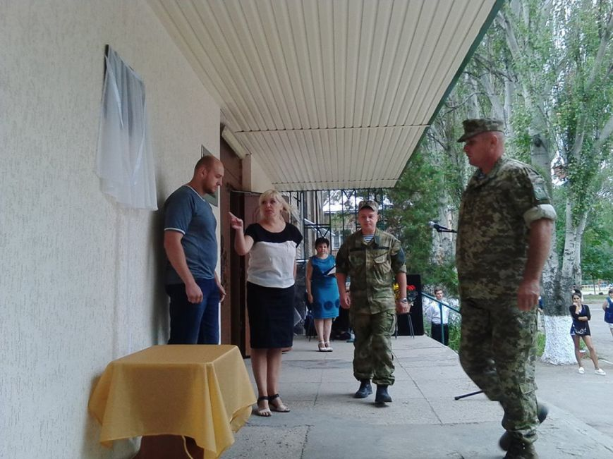 В Николаеве открыли мемориальную доску герою-десантнику (ФОТО) (фото) - фото 1