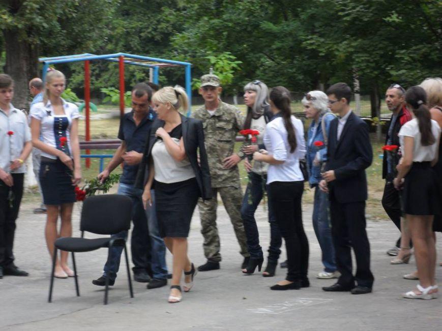 В Николаеве открыли мемориальную доску герою-десантнику (ФОТО) (фото) - фото 4