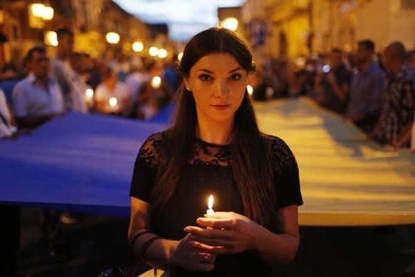 Загинув 38-річний українець, який рятував людей від грабіжників у супермаркеті (ФОТО) (фото) - фото 1