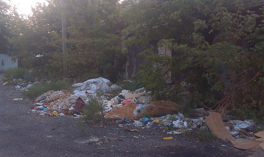 Запорожцы жалуются на свалку возле дома (ФОТО) (фото) - фото 3