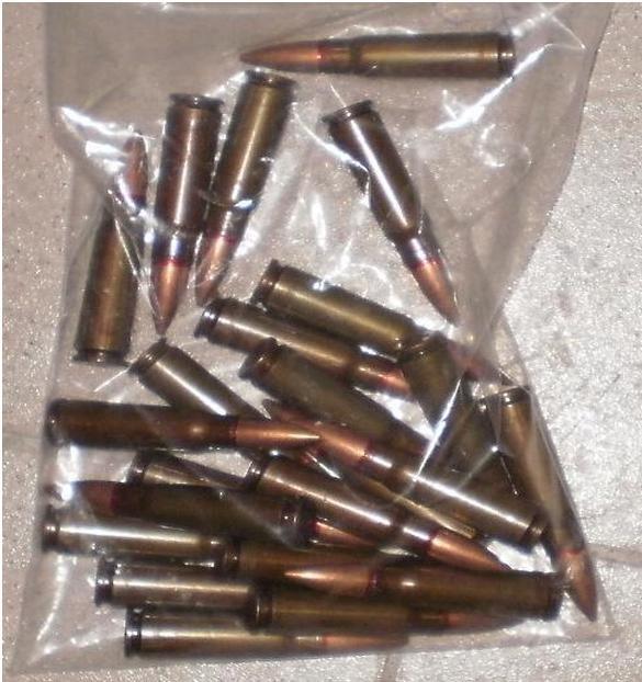 «В хозяйстве все пригодится»: житель Белозерского хранит боеприпасы в кармане (фото) - фото 1