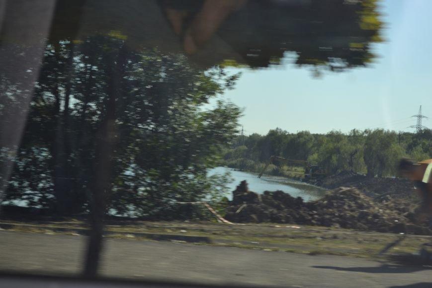 Юрий Вилкул: Очистка пруда на Терминале станет первым этапом создания новой уютной зоны в Кривом Роге   (ФОТО, ВИДЕО), фото-4