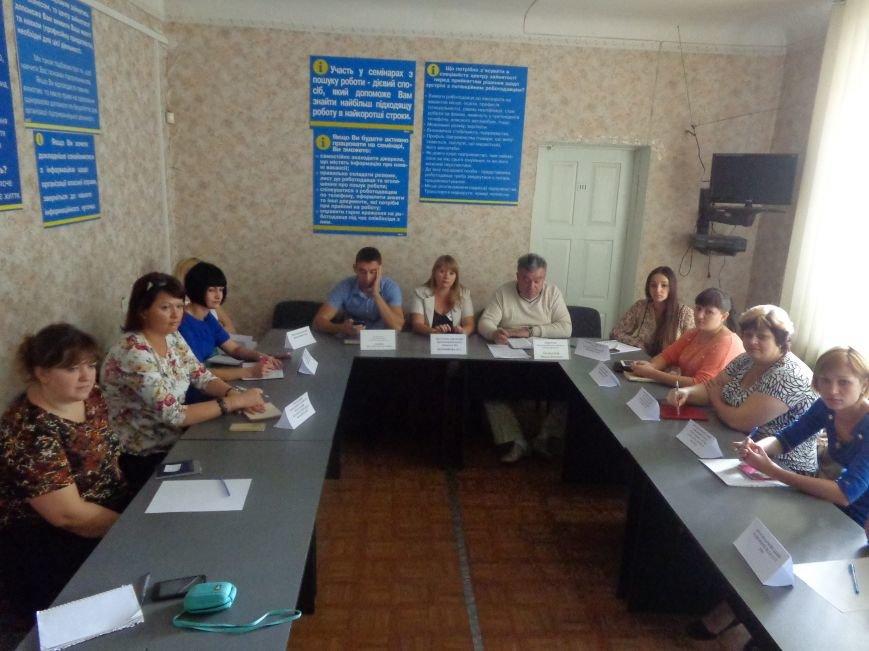 В Красноармейске рассказали переселенцам, где найти работу и как получить пособие (фото) - фото 1