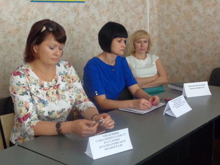 В Красноармейске рассказали переселенцам, где найти работу и как получить пособие (фото) - фото 2