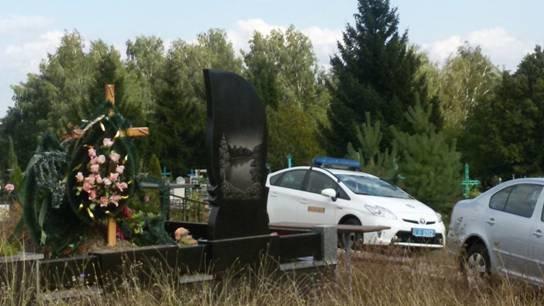 В Киевской области милиция задержала кладбищенских вандалов (ФОТО) (фото) - фото 2