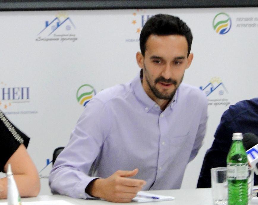 Круглий стіл, присвячений енергозалежності, відбувся у Хмельницькому (Фото, відео) (фото) - фото 3