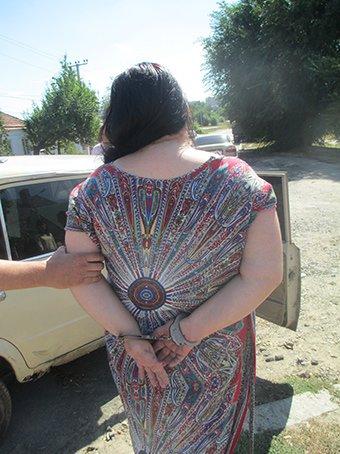 В Николаеве поймали матерую наркоторговку с Водопоя (ФОТО+ВИДЕО) (фото) - фото 3