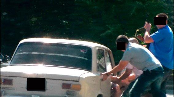 В Николаеве поймали матерую наркоторговку с Водопоя (ФОТО+ВИДЕО) (фото) - фото 1