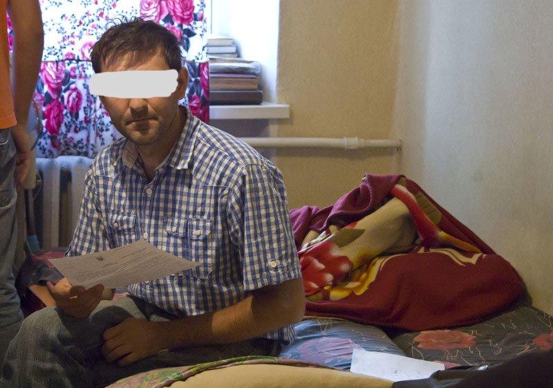 В Запорожье задержали администраторов сепаратисткого сайта «Искра», эксклюзивные фото (фото) - фото 6