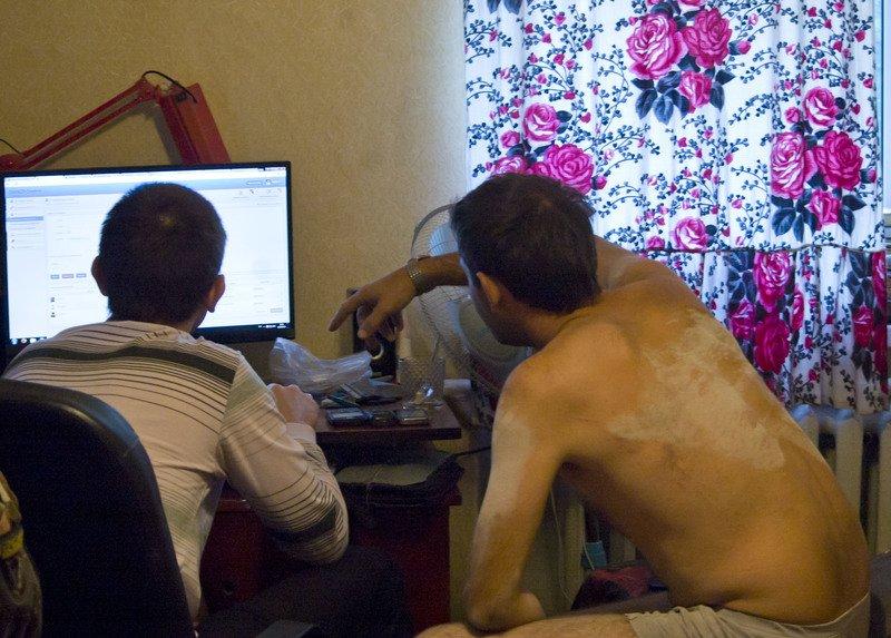 В Запорожье задержали администраторов сепаратисткого сайта «Искра», эксклюзивные фото (фото) - фото 5