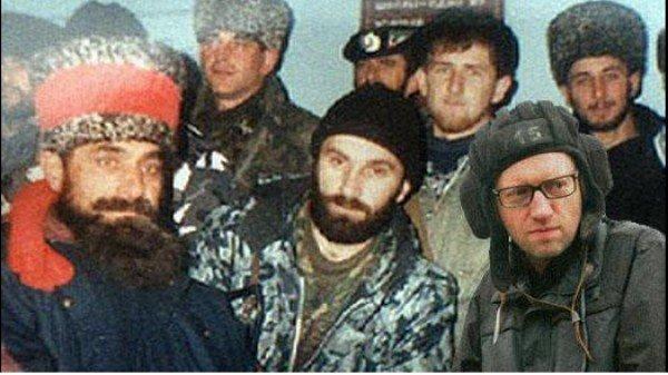 «Арслан» Яценюк и Чечня: очередной маразм от российских чиновников (фото) - фото 3