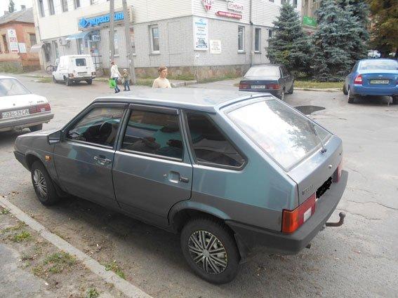 У Конотопі затримано крадія автомагнітол (фото) - фото 1