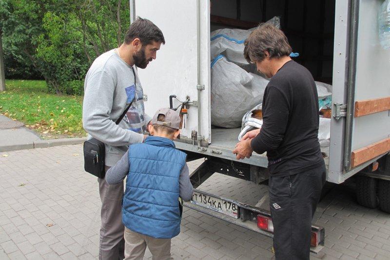 По вторникам в Пушкине проходит экологическая акция «Сдай бутылку - получи 50 копеек», фото-3
