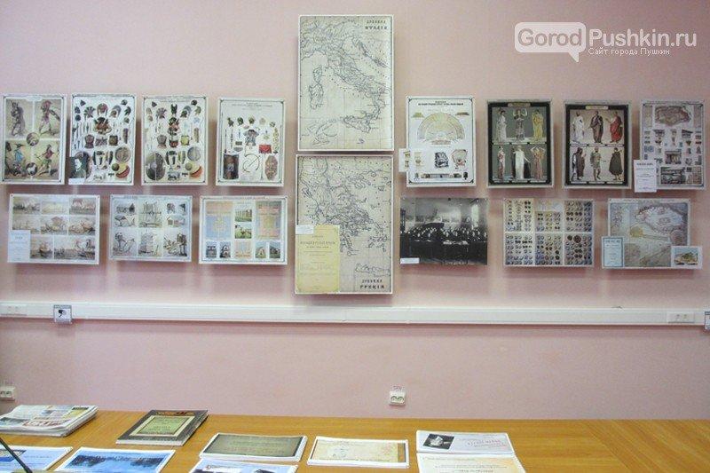Музей Николаевской гимназии в Царском селе можно будет посетить с экскурсией, фото-2