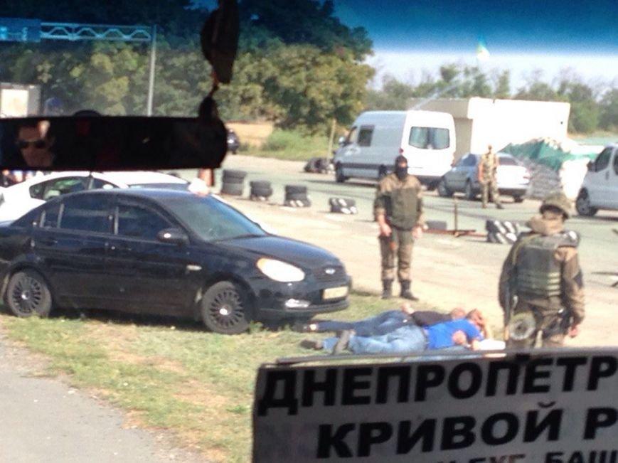Стрельба на трассе «Кривой Рог - Днепропетровск»: что произошло? (ОБНОВЛЕНО), фото-2