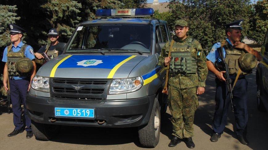 В новую патрульную полицию пригласят 360 мариупольцев,- Аброськин (фото) - фото 1
