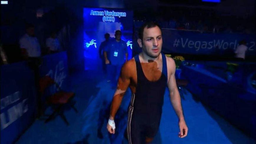 Запорожский спортсмен стал вице-чемпионом мира по греко-римской борьбе (ФОТО) (фото) - фото 1