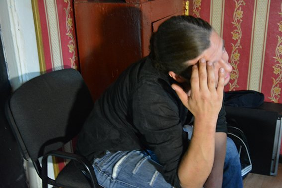 Николаевец ограбил несостоявшегося собутыльника-иностранца (ФОТО+ВИДЕО) (фото) - фото 1