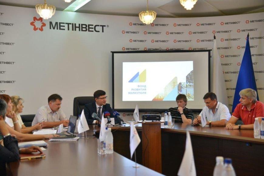 Вадим Бойченко: Фонд развития Мариуполя станет связующим звеном между горожанами, бизнесом и местной властью, фото-2