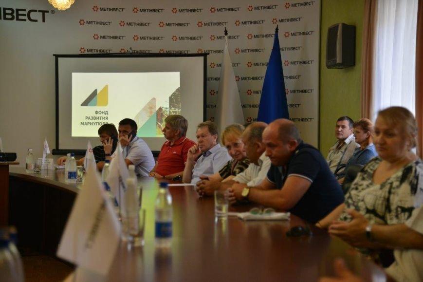 Вадим Бойченко: Фонд развития Мариуполя станет связующим звеном между горожанами, бизнесом и местной властью, фото-1
