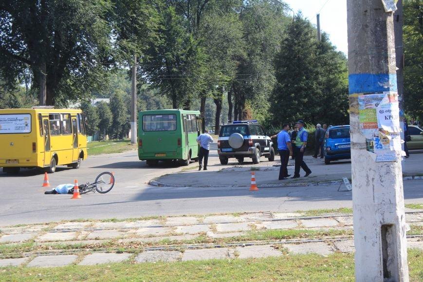 В Днепродзержинске в ДТП на перекрестке возле «Дружбы» погиб велосипедист (Дополнено), фото-2