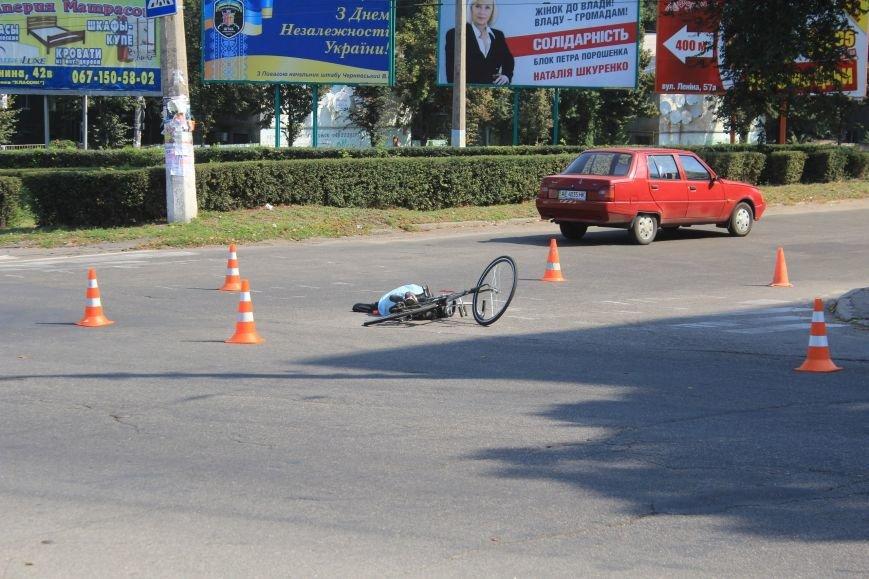 В Днепродзержинске в ДТП на перекрестке возле «Дружбы» погиб велосипедист (Дополнено), фото-3