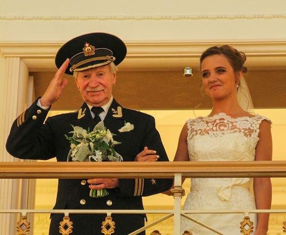 24-летняя крымчанка вышла замуж за 84-летнего российского актера Ивана Краско (ФОТО, ВИДЕО) (фото) - фото 3