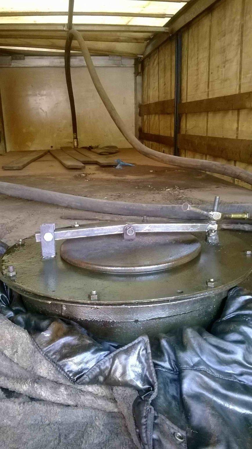 СБУ в Сумской области противодействует похищениям нефтепродуктов (ФОТО), фото-3