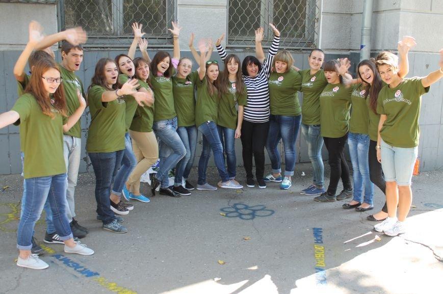Молодежь разукрасила улицы Артемовска, фото-9
