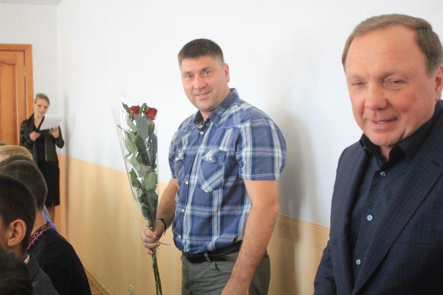 Днепродзержинских спортсменов поздравили с Днем физической культуры и спорта (фото) - фото 4